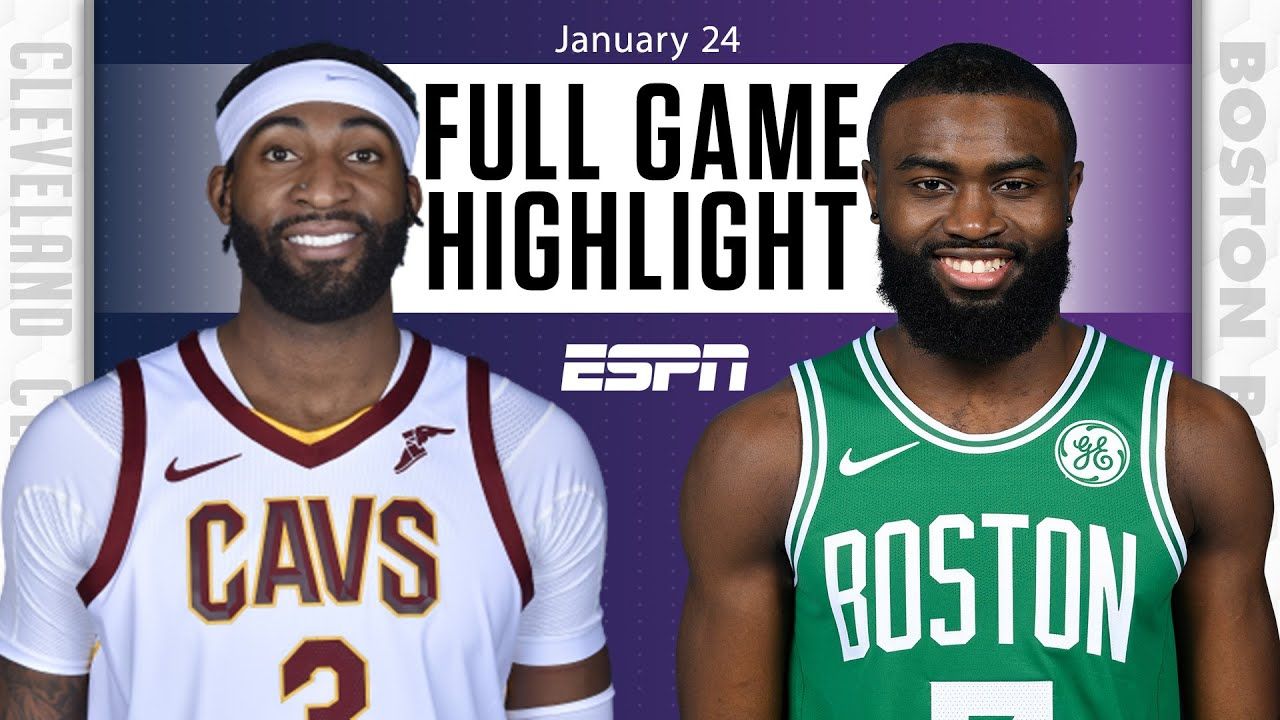 Cavaliers vs. Celtics - Game Recap - January 24, 2021 - ESPN