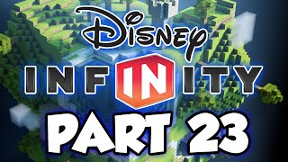Disney Infinity 2 - Blitz Box - Part 23 - Racing Castle! (hd) (toy Box)