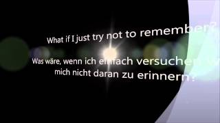 Skillet - Would it matter(Lyrics + Übersetzung)