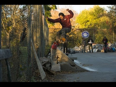 Nationwide Skateboard Jam Competition Day 1 - Red Bull Interskate