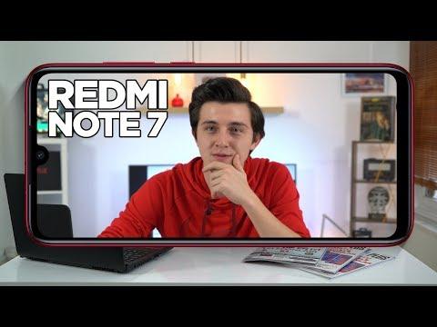 Redmi Note 7'nin Tüm Kamera Modları #3