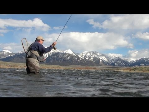Big Sky Outdoors - Spring fishing the Madison River
