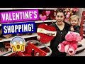 Secret Valentines Shopping Trip For The Kids!