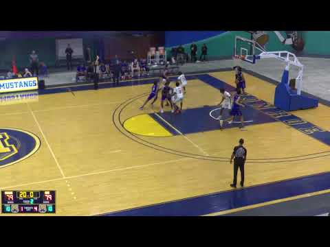 Monroe College vs. Erie Community College Mens' Basketball
