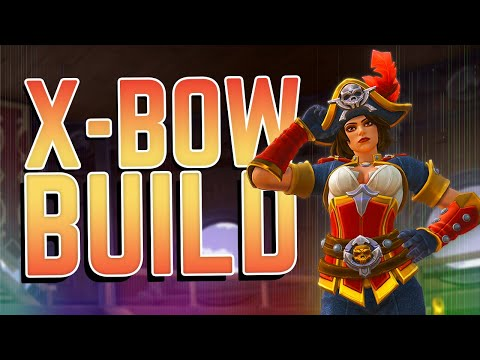 CRAZY CROSSBOW HUNTER BUILD   Realm Royale New Talent System!