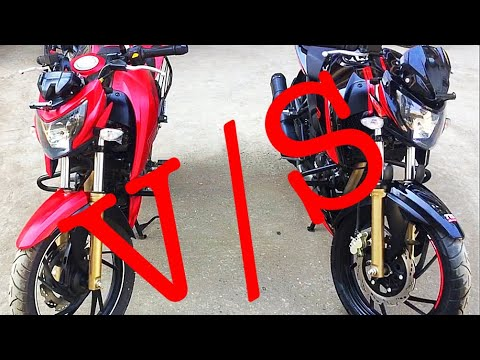 New TVS Apache RTR 200 Race Edition V/s Old Apache RTR 200 4V