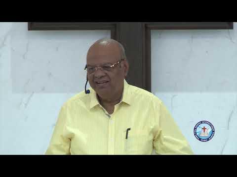 2019 01 11_TFGIC_Pastor J Edwin Rajakumar_Message_Evening Service