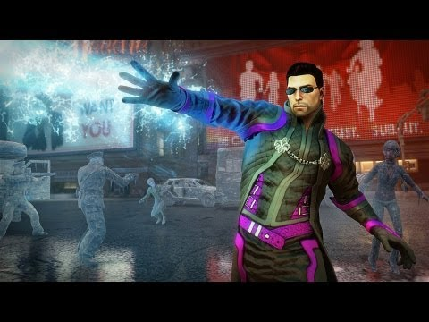 Saints Row 4 dev diary praises the fans who kept the series going