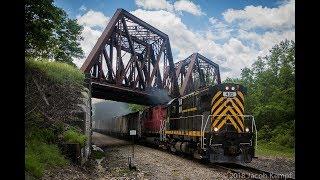 Western New York & Pennsylvania Railroad - Part 2: The Erie Main Line