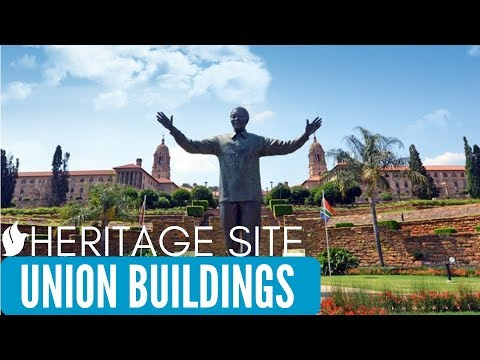 UNION BUILDINGS PRETORIA, South Africa Tourism