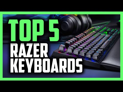 Best Razer Keyboard In 2020 - Top 5 Keyboards For Gaming, Writing & More!