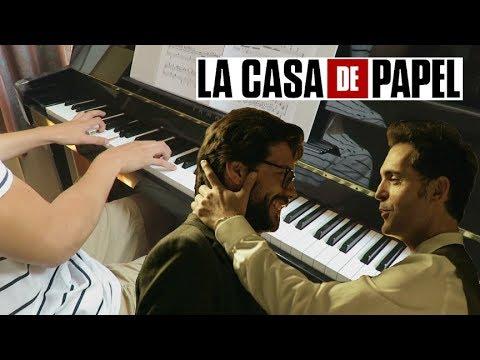 La Casa de Papel: Bella Ciao - Piano Cover & Montage/Tribute
