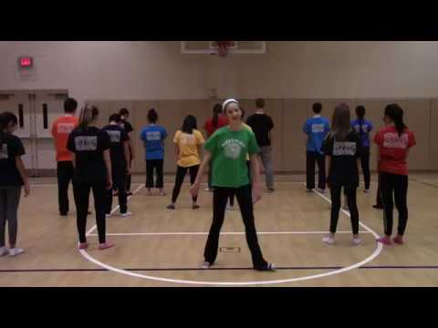 Children of the Light Dancers Winter Camp 2017 -