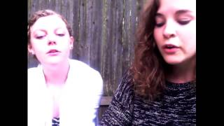 "Fragile Lung sings ""Songbird"", written by band member Katie Rudman"