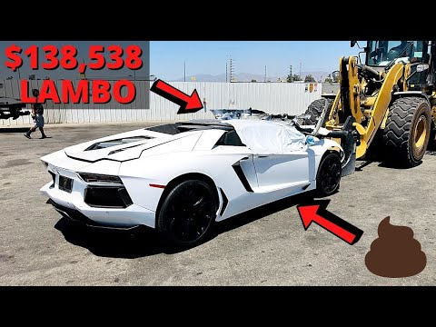 How I LOST $138,538 On This Lamborghini Aventador!! – Learn From My Mistake!