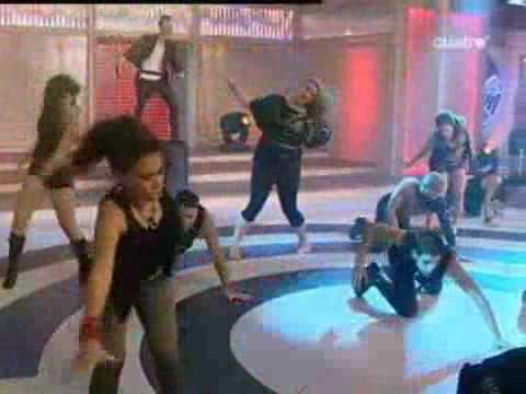 """Coreografía grupal """"Shakira"""" Fama a Bailar! Jueves 24 de Septiembre de 2009"""