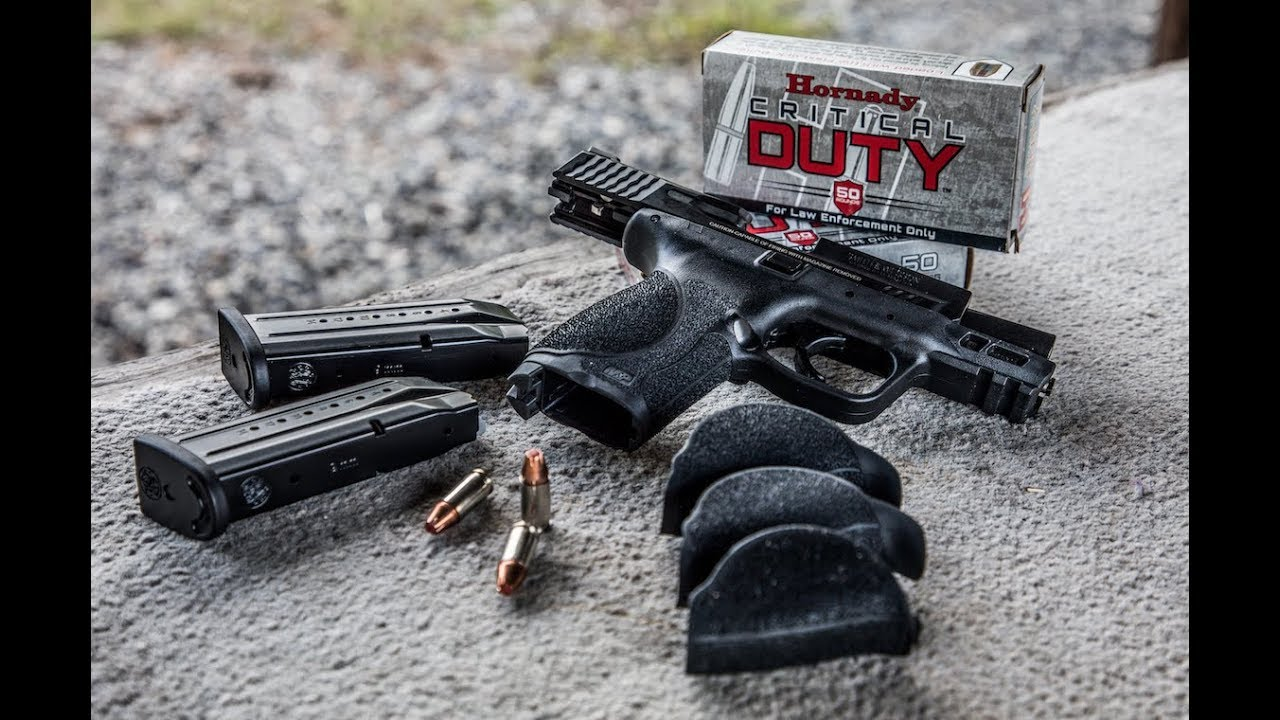 Download What's YOUR Daily carry? Check out my S&W M&P 9MM