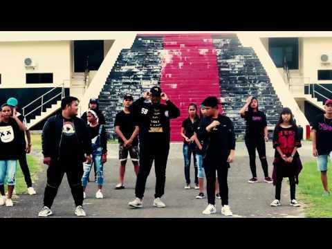 Turun naik oles trus choreography hip hop