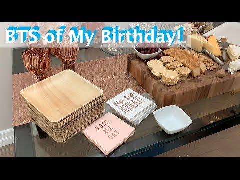 Ryan Seacrest - Inside Sisanie's 35th Birthday Celebration — Plus, DIY Party Hosting Ideas!