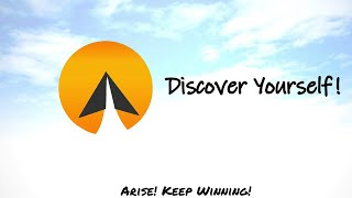 #8: Discover Yourself! - Arise! (English)