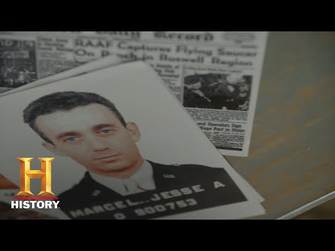 History's Greatest Mysteries: ROSWELL SECRETS Revealed in Eyewitness Journal (Part 2) | History