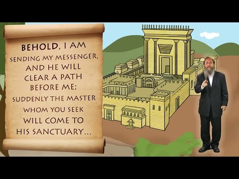 Holy Temple Myth Busters:  Part III: Mashiach vs the People