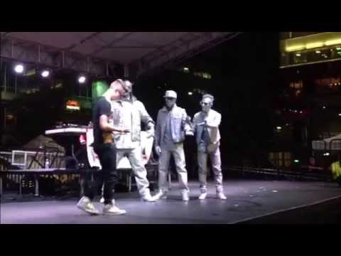The Millennium Robots x Noster | Fountain Square Concert | Self Diploma