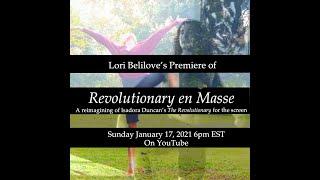 Revolutionary en Masse with Workshop Sample