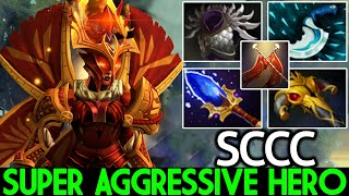 SCCC [Legion Commander] Suṗer Aggressive Hero 10 Min Balde Mail Dota 2
