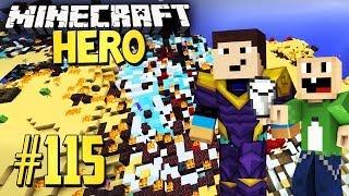 MILCHBUBI RAPPT? :D - Minecraft HERO #115