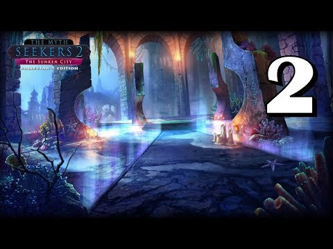 Let's Play - The Myth Seekers 2 - The Sunken City - Part 2  