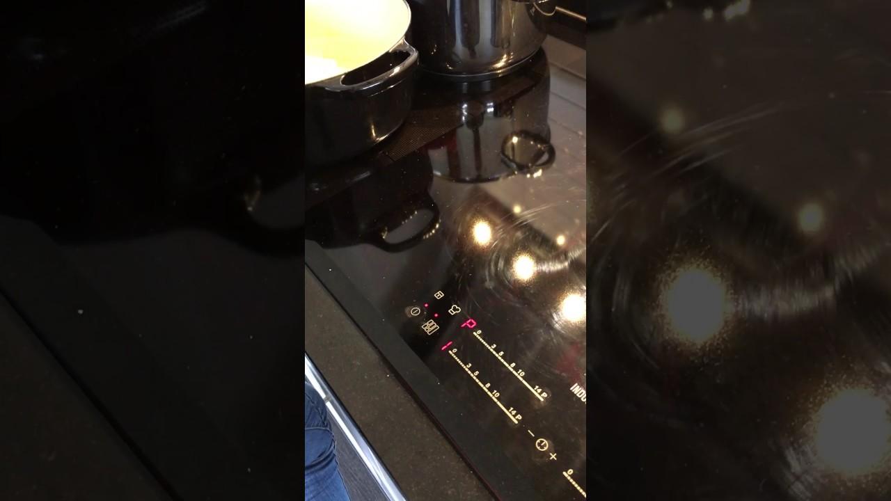 Inredning induktionshäll test : Electrolux induktionshäll EHX8565FOK fungerar ej? Del2 - YouTube