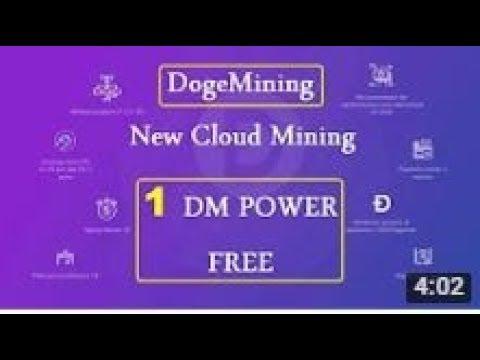 Dogemining Dogecoin Mining Site Free Dms Hash Power Earn Dogecoin Daily