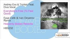 Andrey Exx & Troitski Feat. Diva Vocal - Everybody's Free (To Feel Good) (Eyup Celik & Ivan Deyanov