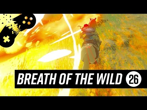 The Legend of Zelda Breath of the Wild: Horse Vietnam   Episode 26   As I Play Dying