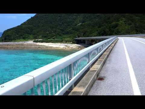 絶景橋サイクリング!離島から離島へ自転車で渡る(1)/26秒