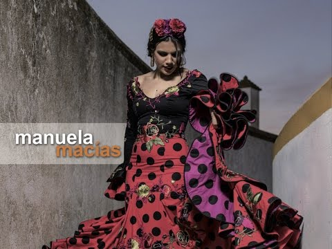 Manuela Macías - Desfile We Love Flamenco 2017