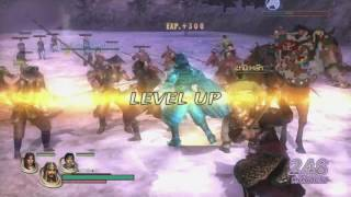 Warriors Orochi - Shu Chapter 6 - Battle of Hu Lao Gate