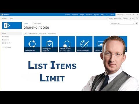 Maximize SharePoint List Items