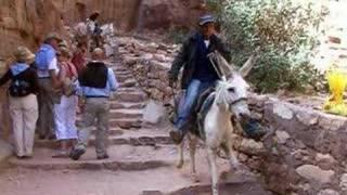 Jordanie  diaporama du site de Petra ( photo slideshow of Petra Jordan )
