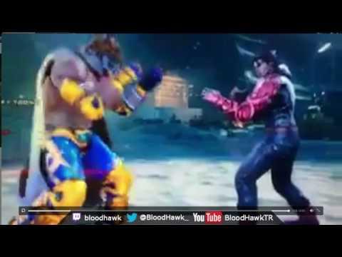Tekken 7FR Ver. D Patch Notes Review Part 1