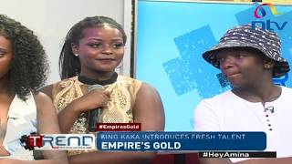 King Kaka introduces fresh talent under his label, Empire's Gold || #the Trend