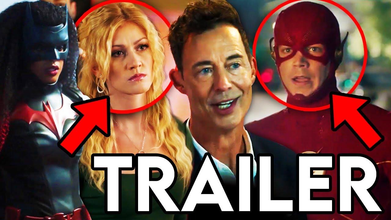 Download The Flash Season 8 TRAILER Breakdown - Barry DIES!? BIG Timeline Changes & NEW Justice League!
