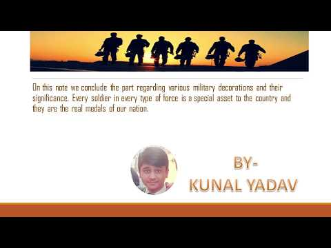 INDIAN FORCES- Ppt In Video Format
