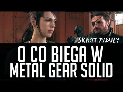 Fabuła Metal Gear Solid w 13 minut - wielkie perypetie w wielkiem skrócie [tvgry.pl]