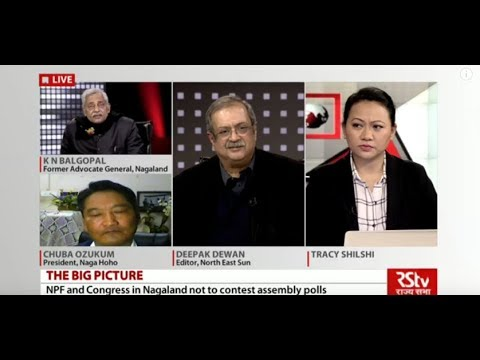 The Big Picture - Nagaland: Discord Over Peace Accord