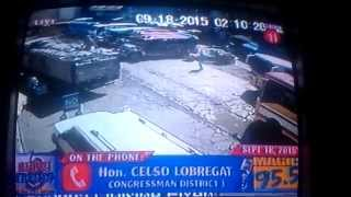gbpi tv11 news clip zamboanga city bomb explosion sept 18 2015