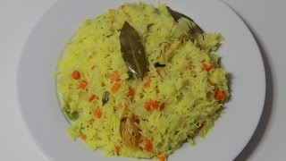 Vegetable Pulao - Vegetable Pulav Recipe in Simple and Easy Steps
