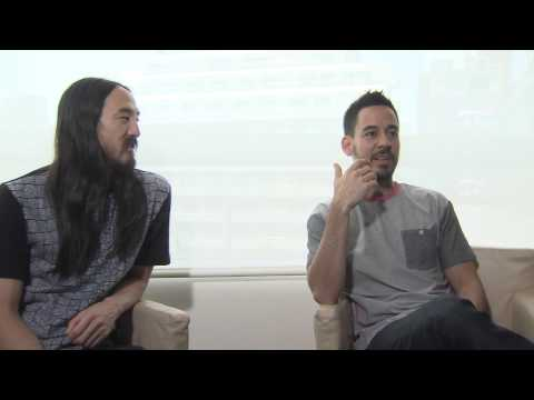 Mike Shinoda & Steve Aoki Discuss