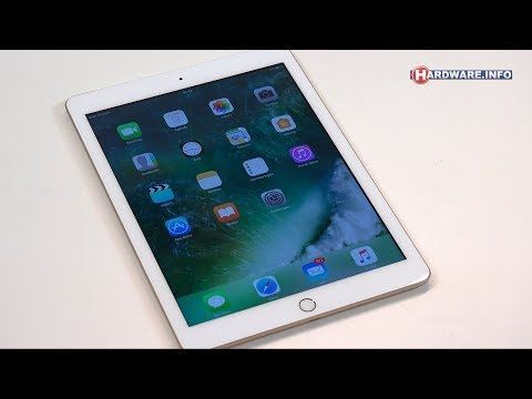 Apple iPad 2017 review - Hardware.Info TV (4K UHD)
